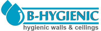 B-Hygienic | Hygienic walls and ceilings Logo